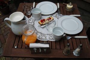 ontbijtje buiten