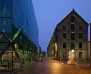 Textielmuseum Tilburg. Knipsel